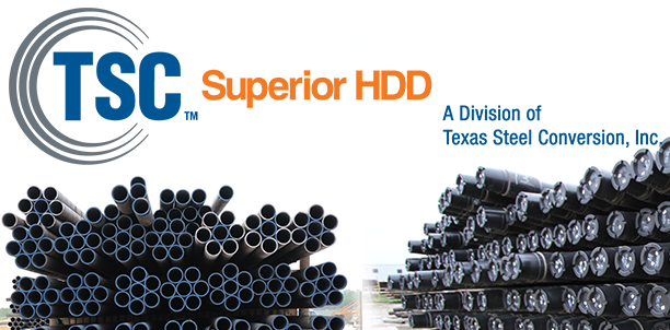 TSC Drill Pipe | A Division of Texas Steel Conversion| Drill Pipe